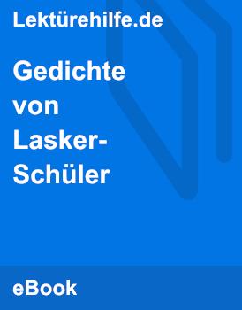 Gedichte von Lasker-Schüler
