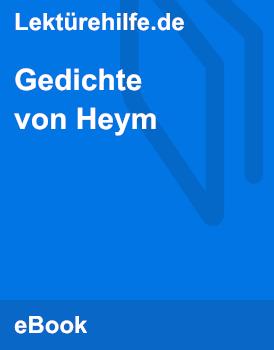 Gedichte von Heym