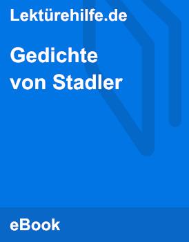 Gedichte von Stadler