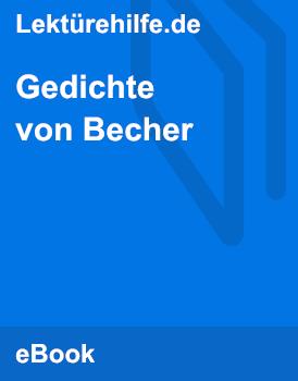 Gedichte von Becher